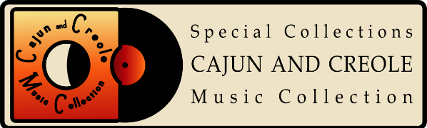 Cajun and Creole Music Collection (CCMC) Banner