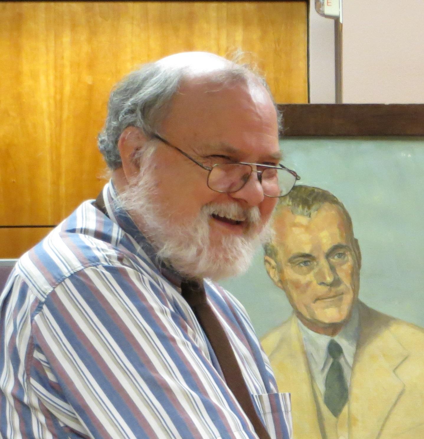 Dr. Bruce Turner
