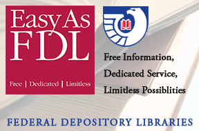 Federal Depository Library Program (FDLP) Flyer